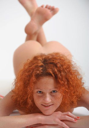 Red Hair Small Tits Porn